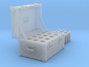 BACK FUTURE 1/8 EAGLEMOS PLUTONIUM BOX OPEN in Smooth Fine Detail Plastic