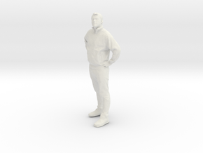 Printle C Homme 010 - 1/35 - wob in White Strong & Flexible