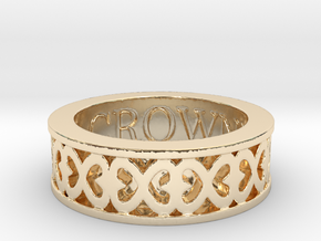 Hope by Crowned in 14K Yellow Gold: 5 / 49
