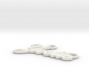 Model-d6e9eb03df2e9ffb3ac2d3b190a4b061 in White Natural Versatile Plastic