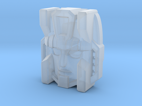 Thunderclash/Machine Wars Prime (Titans Return) in Smooth Fine Detail Plastic