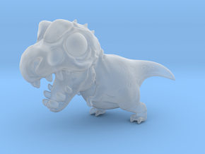 Breedingkit Tyrannosaurus in Smooth Fine Detail Plastic