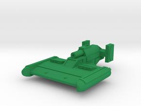 Boomerang Armor Hunter in Green Processed Versatile Plastic