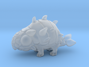 Breedingkit Ankylosaurus in Smooth Fine Detail Plastic