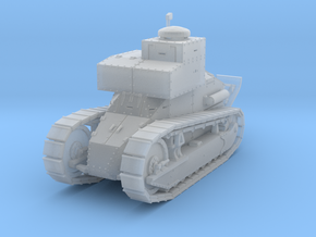 PV169B M1917 Signal Tank (1/100) in Smooth Fine Detail Plastic