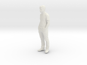 Printle C Homme 100 - 1/32 - wob in White Strong & Flexible