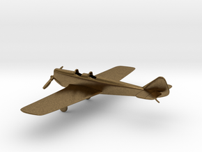 Miles M.2 Hawk Trainer in Natural Bronze: 1:108