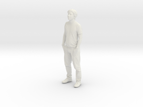 Printle C Homme 023 - 1/35 - wob in White Natural Versatile Plastic