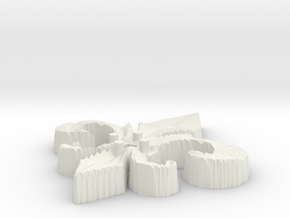Model-69a692ade4c177a090ab4dfa4b63bf72 in White Strong & Flexible