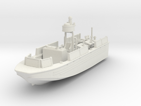 1/144 Riverine Assault Boat (RAB) in White Strong & Flexible