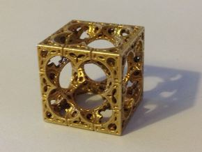 Mystic HyperMenger 2 in Natural Brass