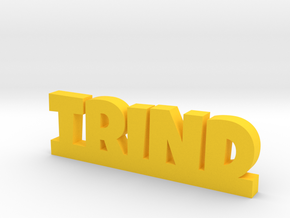 TRIND Lucky in Yellow Processed Versatile Plastic