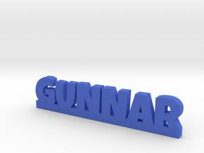 GUNNAR Lucky in Blue Processed Versatile Plastic