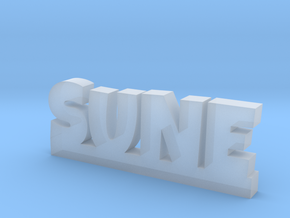 SUNE Lucky in Smooth Fine Detail Plastic
