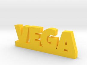 VEGA Lucky in Yellow Strong & Flexible Polished
