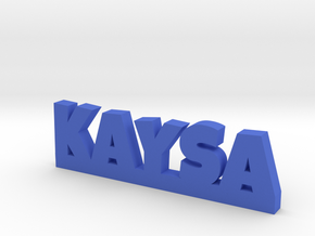 KAYSA Lucky in Blue Strong & Flexible Polished