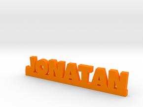 JONATAN Lucky in Orange Strong & Flexible Polished
