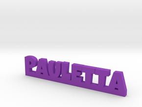 PAULETTA Lucky in Purple Processed Versatile Plastic