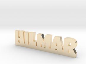 HILMAR Lucky in 14k Gold Plated Brass
