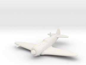 Lavochkin La-5 in White Strong & Flexible: 1:200