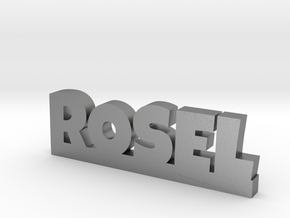 ROSEL Lucky in Natural Silver