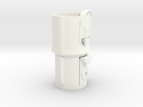 For Dyson V8 - Wall Adapter - V6-05 in White Strong & Flexible Polished