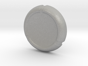 Kanoka disk in Raw Aluminum