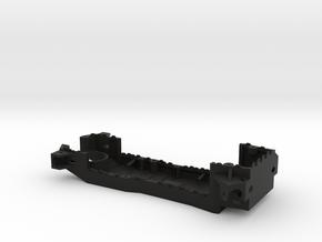 "Nanocopter ""Mini-Mavic"" - Lower Part in Black Strong & Flexible"