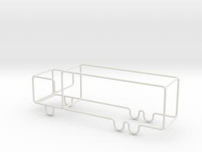 Transporter scale 1-500 in White Natural Versatile Plastic: 1:500