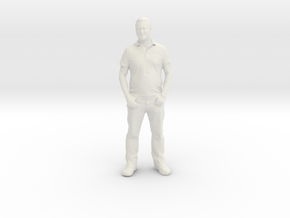 Printle C Homme 038 - 1/35 - wob in White Strong & Flexible