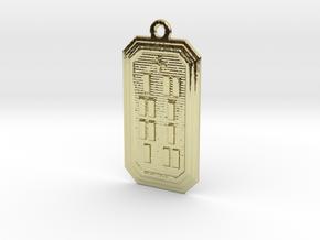 IWORIBODE in 18k Gold Plated Brass