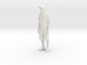 Printle C Homme 074 - 1/35 - wob in White Natural Versatile Plastic