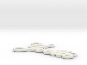 Model-a068d63a90ea1635b1517f0ba609f6f9 in White Strong & Flexible