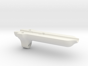 Water Inlet Longer - Otherside in White Natural Versatile Plastic
