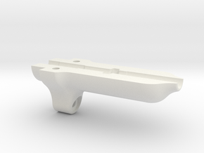 Water Inlet - Otherside in White Natural Versatile Plastic