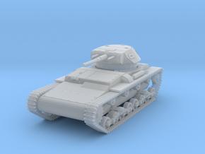 PV137C Verdeja 1 Light Tank (1/87) in Frosted Ultra Detail