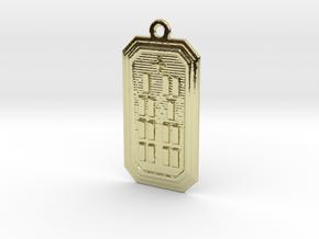 IKABARA in 18k Gold Plated Brass
