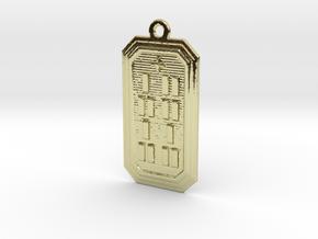 OTRUPONSHE in 18k Gold Plated