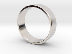 Ring Male in Platinum: 9 / 59
