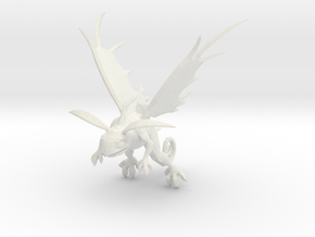 Brightwing for Hand Painting Projects in White Natural Versatile Plastic