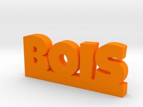 BOIS Lucky in Orange Processed Versatile Plastic