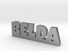 BELDA Lucky in Natural Silver