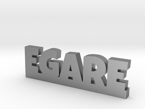 EGARE Lucky in Natural Silver