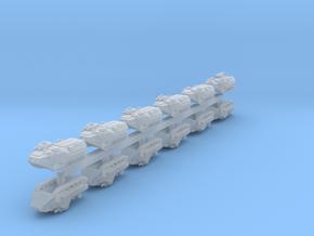 AAV-7 EAAK x12 (FUD) in Smooth Fine Detail Plastic: 1:700