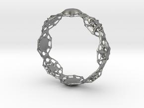 Bracelet LK in Natural Silver