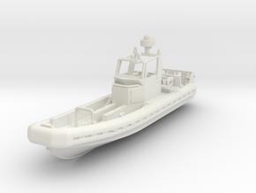 1-72 SURC or Riverine Patrol Boat in White Natural Versatile Plastic