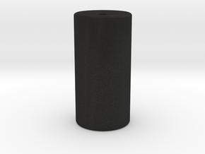 Replica (Russian) Nuclear Fuel Pellet in Black Acrylic