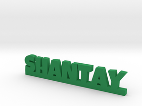 SHANTAY Lucky in Green Processed Versatile Plastic