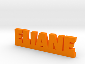 ELIANE Lucky in Orange Processed Versatile Plastic