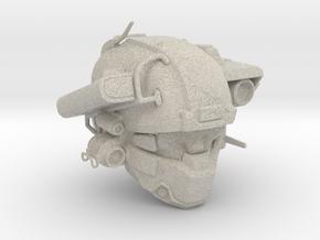 Halo 5 Argus/linda helmet mcfarlane scale in Natural Sandstone